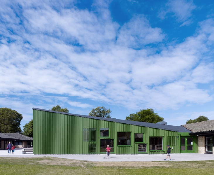 Kullavik MontessoriskolaGestalt arkitektur