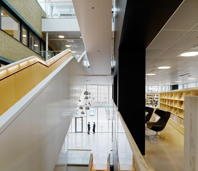 Göteborgs StadsbibliotekErséus arkitekterHigab