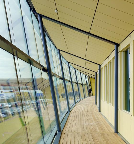 SKF solotion factory, Göteborg Upglaze Liljewall arkitekter